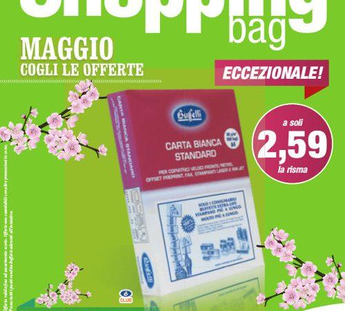 Shopping Bag Buffetti - Maggio 2016