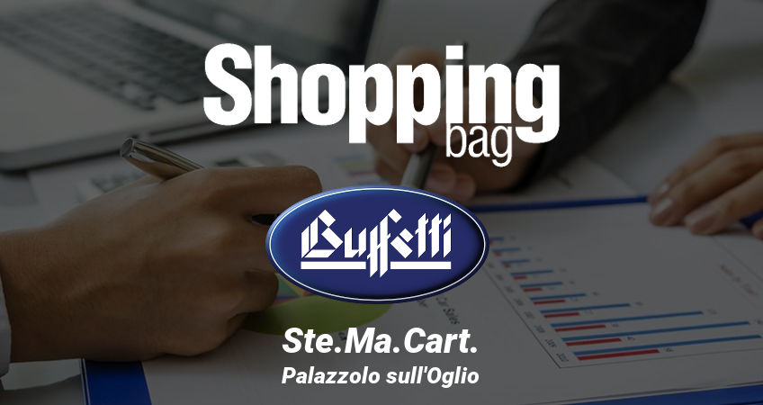 Shopping Bag Buffetti Palazzolo Ste.Ma.Cart.