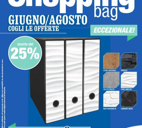 Shopping Bag Buffetti - Giugno/Agosto 2016