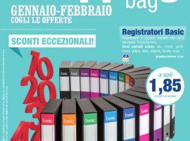 Shopping Bag Buffetti - Gennaio/Febbraio 2017