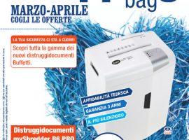 Shopping Bag Buffetti - Marzo/Aprile 2017