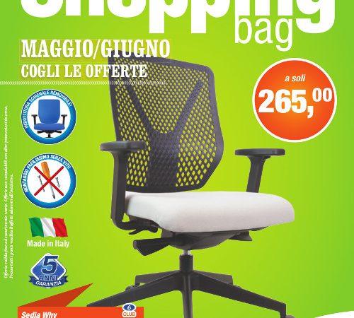 Shopping Bag Buffetti - Maggio/Giugno 2017